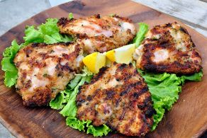 Ricetta Sovracosce di pollo in crosta