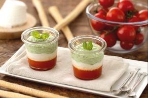 Ricetta Caprese Fingerfood