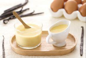 Ricetta Salsa alla vaniglia