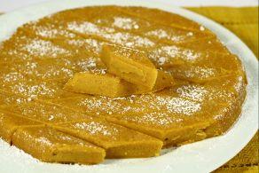 Ricetta Losanghe dolci alla zucca
