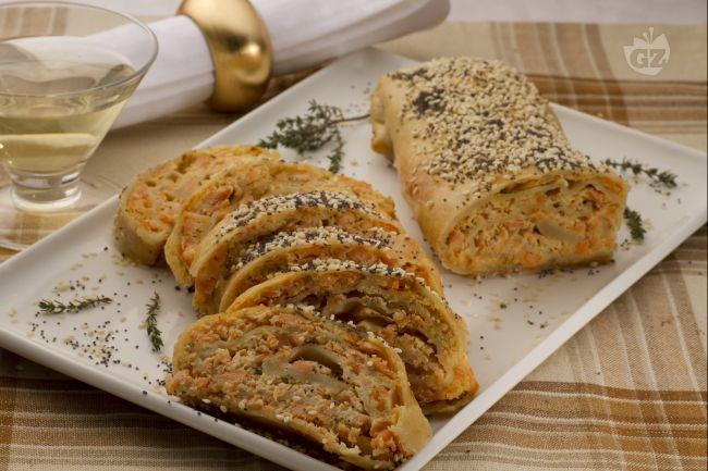 Ricette pasta al forno con salmone affumicato