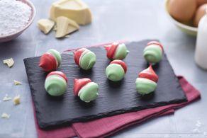 Ricetta Meringhe tricolore