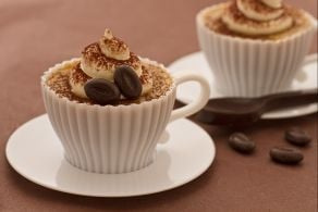 Cupcake al caffè