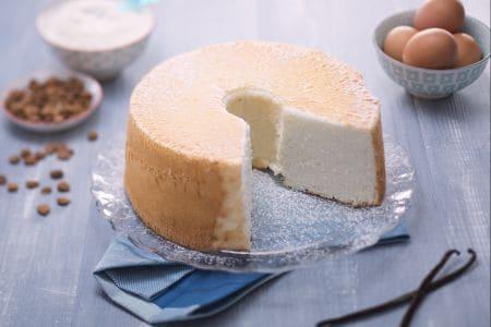 Ricetta angel cake la ricetta di giallozafferano for Ricette dolci facili e veloci