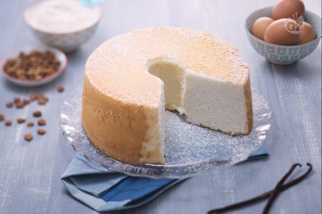 Ricetta Angel Cake La Ricetta Di Giallozafferano