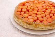 Ricetta Torta rovesciata di carote e cipolle
