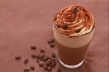 Frappè al cappuccino (frappè scacciafatica)