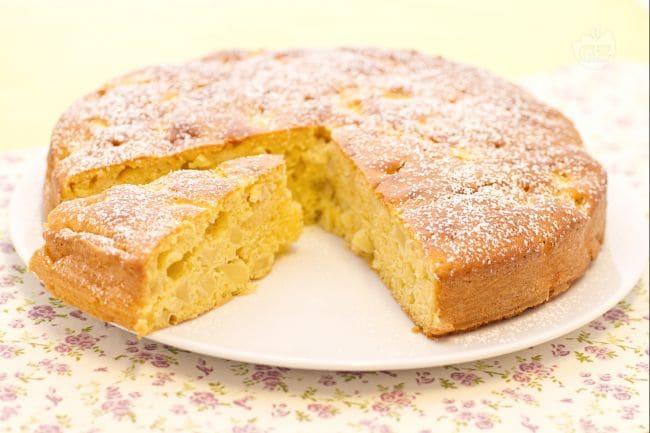 Ricetta torta al mascarpone misya