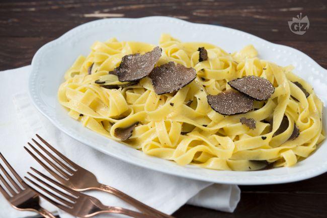 Ricette di primi piatti con il tartufo