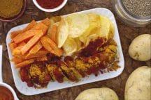 Ricetta Currywurst