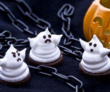 Fantasmini di marshmallow