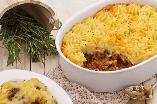 Ricetta shepherd 39 s pie la ricetta di giallozafferano for Cucinare 8n inglese