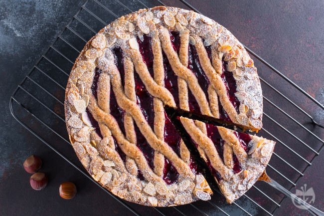 Ricetta torta sbrisolona trentina