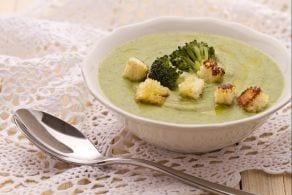 Ricetta Vellutata di broccoli