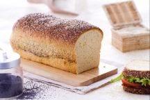Pan brioche al farro