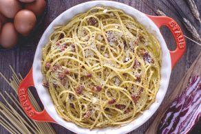 Ricetta Carbonara al forno