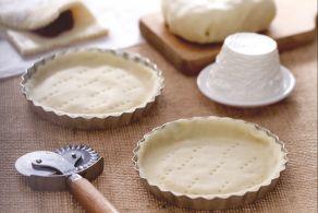 Ricetta Pasta frolla alla ricotta