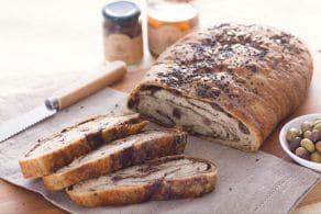 Pane al patè di olive