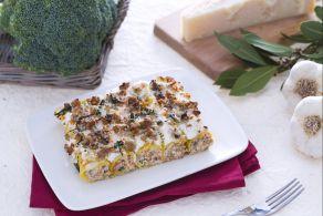 Ricetta Cannelloni con crema di broccoletti alla ricotta e ragù speziato