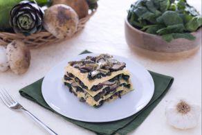 Lasagne ai 5 ortaggi