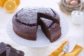 Ricetta Torta di yogurt al cioccolato