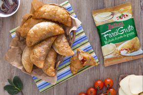 Ricetta Panzerotti alla crema di pomodori secchi e scamorza