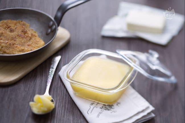 Ricetta burro chiarificato la ricetta di giallozafferano for Ricette culinarie