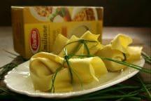 Fagottini di lasagne