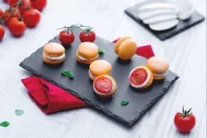 Ricetta Macarons caprese