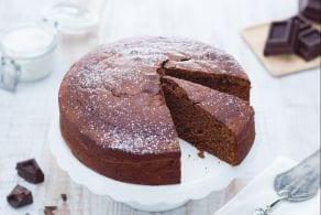 Ricetta Torta al cioccolato con panna acida