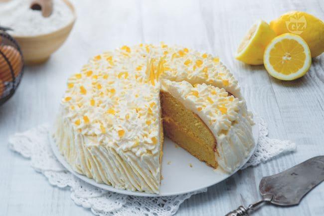 Super Ricetta Torta paradiso al limone - La Ricetta di GialloZafferano FH85