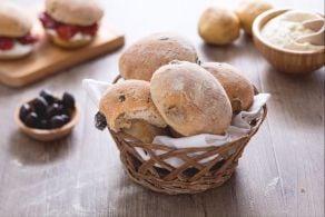 Puccia salentina alle olive