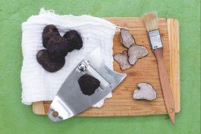 Ricetta Come pulire il tartufo