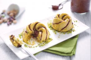 Ricetta Semifreddo al pistacchio e Nutella
