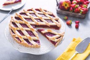 Ricetta Crostata di frutta estiva