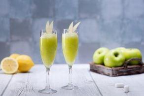 Ricetta Sorbetto alla mela verde