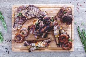 Ricetta Grigliata di carne