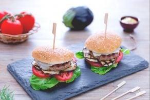Hamburger di tacchino
