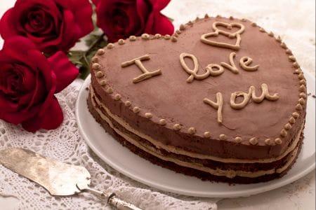 Ricetta Torta San Valentino