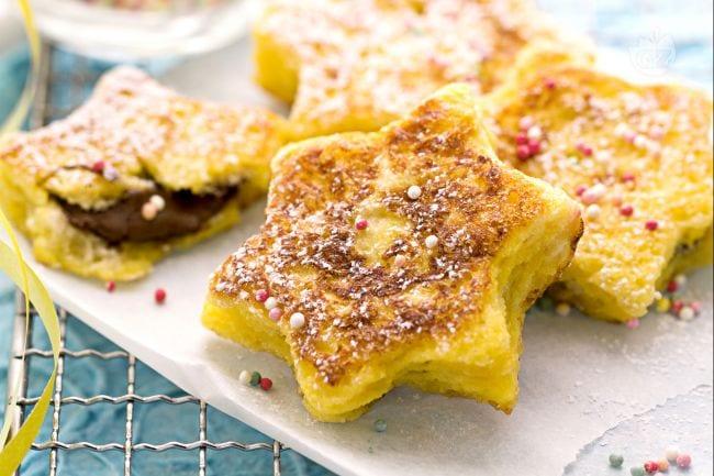 Ricetta stelline alla nutella la ricetta di giallozafferano for Ricette di dolci veloci