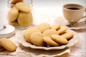 Ricetta Biscotti all'olio d'oliva