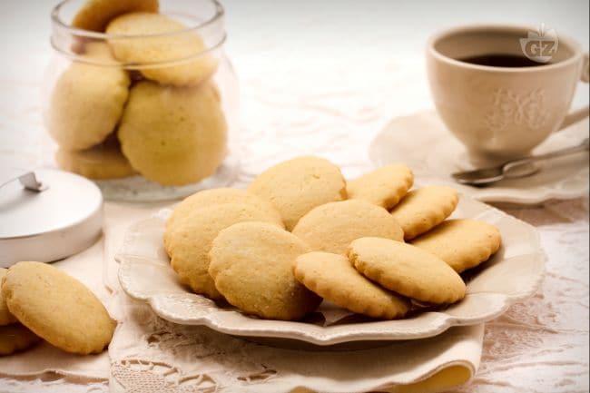 abbastanza Ricetta Biscotti all'olio d'oliva - La Ricetta di GialloZafferano GQ14