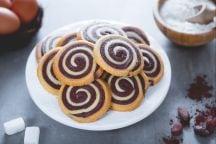Biscotti girandola
