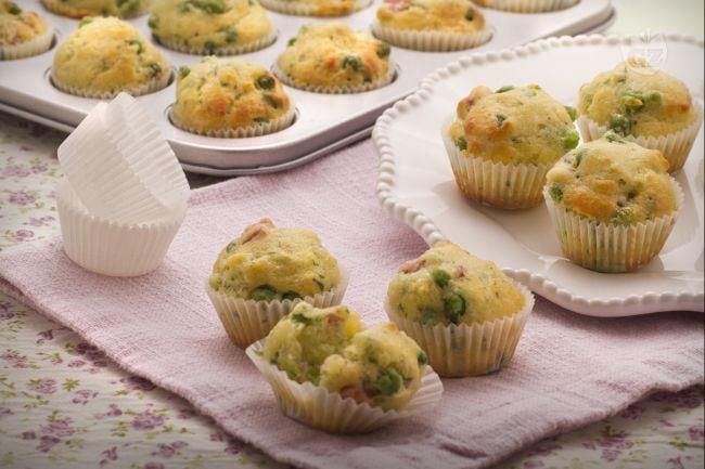 Ricette muffin salati con il bimby