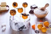 Cake pops di Halloween al latte condensato