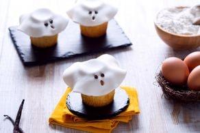 Ricetta Muffin fantasma