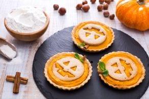 Ricetta Tartellette dolci di Jack O' Lantern