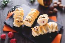 Mummie dolci di sfoglia