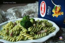 Fusilli con broccoletti e pecorino di fossa