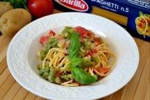 Spaghetti alla Martina